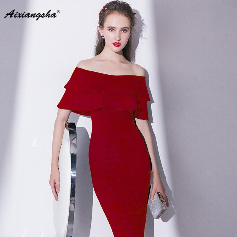 241609a1f4e Мода 2018 г. дешевые платья знаменитостей для красный ковры vestido ...