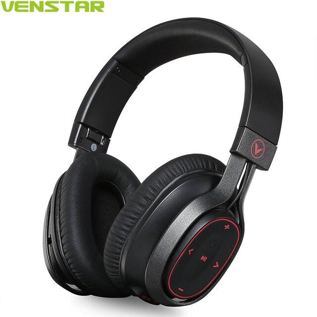 VENSTAR S209 Беспроводная Связь Bluetooth Наушники Портативная Складная Накладные наушники Hi-Fi Наушники с Apt-X Шумоизоляция Стерео Супер бас