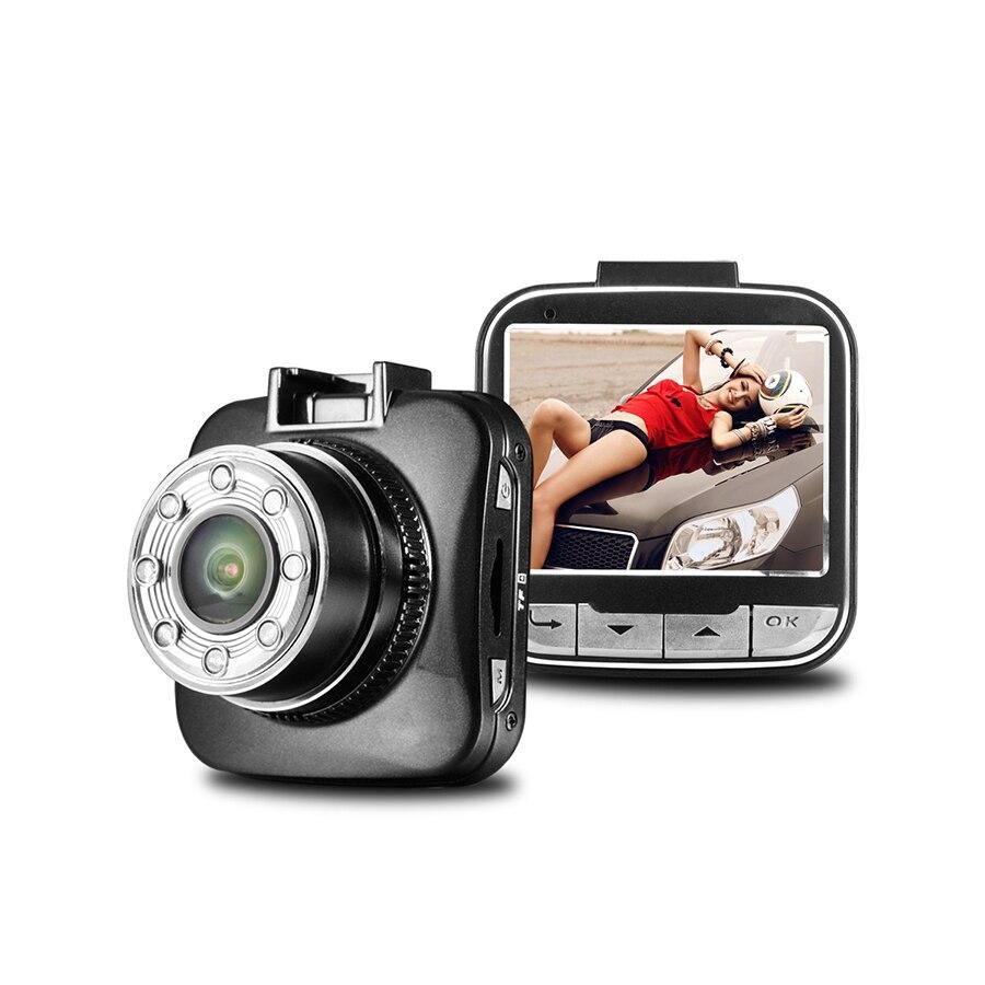 imágenes para G55 Coche DVR Novatek 96650 Coches Negro Caja DVR 8-LED IR Noche Vision Full HD 1080 P Dash Cam con 170 Grados Lente Gran Angular