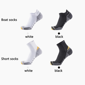 Image 5 - 3 Paar Xiaomi Sneldrogend Licht Demping Sport Sokken Ademend Mannen Vrouwen Boot Sokken Lente Zomer Herfst Korte Enkel sokken