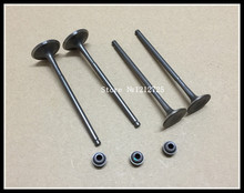 Zongshen Motorcycle valve RX3 Engine ZS250GY NC250 Intake valve Exhaust valve