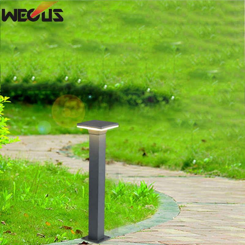 (Wecus) Moderne Outdoor Waterdichte Tuin Licht, Park Villa Gemeenschap Gazon Lamp, Tuin Outdoor Gras Landschap Lamp