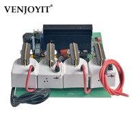 Fonte de alimentação eletrostática de alta potência do precipitador com 400w 60kv transporte rápido