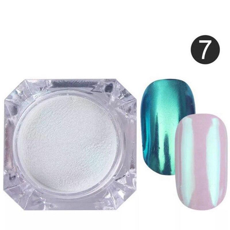 H001 commercio all'ingrosso Glitter per unghie Lucido di Modo Glitter per unghie Polvere in acrilico in polvere