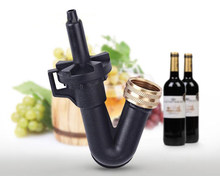 Home Brew Beer Wine Bottle Washer Rinser With Kitchen Faucet Adapte For Homebrew(China)