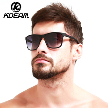 KDEAM 2019 New Comfortable Leisure Sunglasses Men Sport Gogg