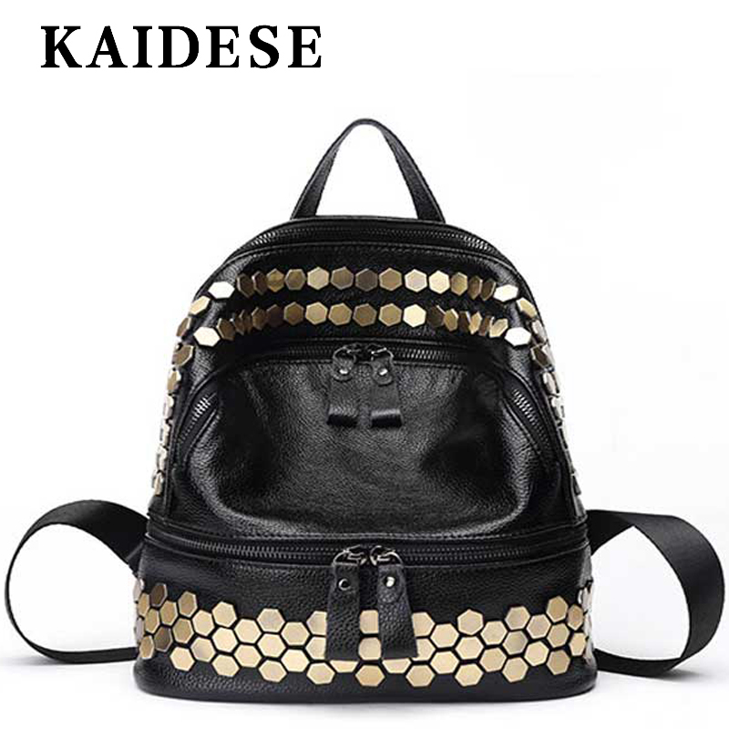 KAIDESE fashion youth academy wind shoulder bag lady leisure travel large capacity backpack 2018 new women's bag kanken backpack 2017 new fashion travel backpack lady shoulder bag leisure student bag soft kraft paper lady bag environmental bag f99