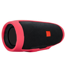 Soft Silicone Case Cover for JBL Charge3 Bluetooth Speaker Shockproof Waterproof Protective Cover for JBL Charge 3(China)