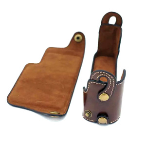 Image 5 - Camera Battery Openning PU Leather Case for Fujifilm Fuji X E1 X E2 XE1 XE2 Half Body Cover Hand Strap