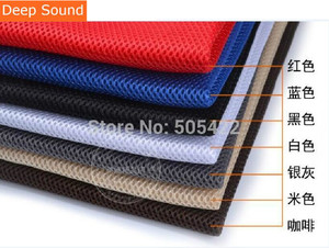 Image 3 - Speaker mesh Speaker grill Cloth Stereo Grille Fabric Dustproof Audio Cloth 1.4X0.5M
