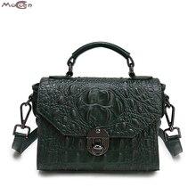 Moccen Stamm Form Echtem Rindsleder Schulter Tasche Für Frauen Aus Echtem Leder Bao Bao Designer Luxus Marke Satchel