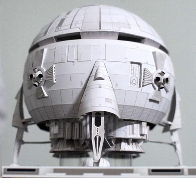 spacecraft model - photo #8