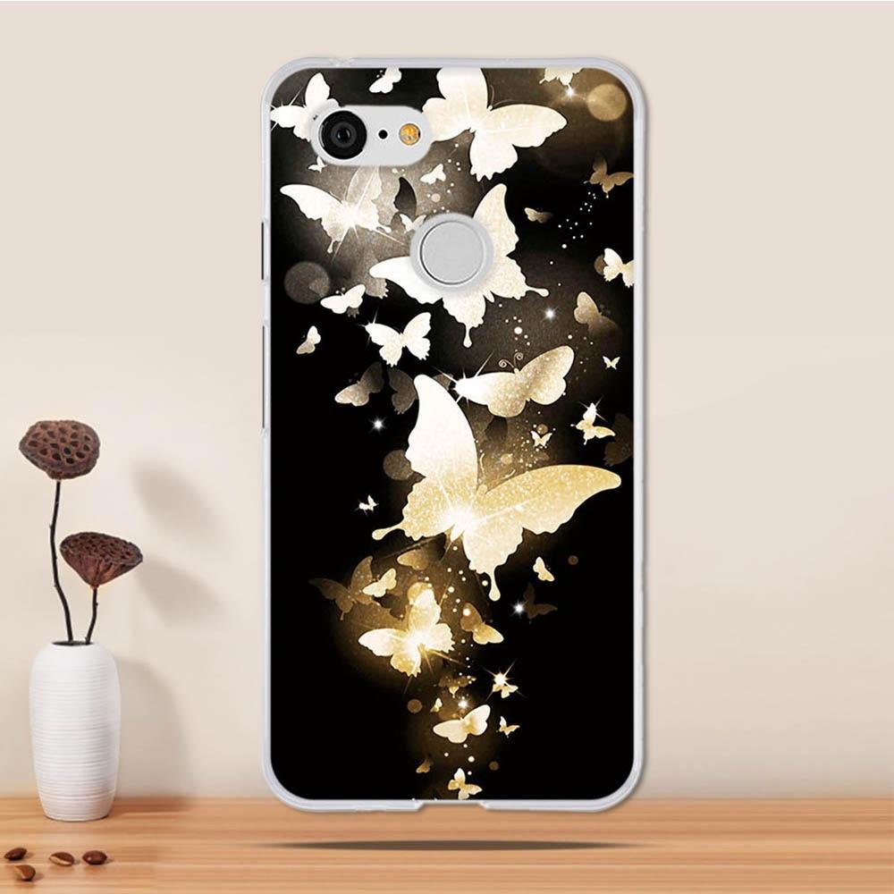 For Google Pixel 3 Case Cover Silicone Soft Tpu 3D Phone Case For Google Pixel 3 Cover Case Coque For Google Pixel 3 Funda Capa