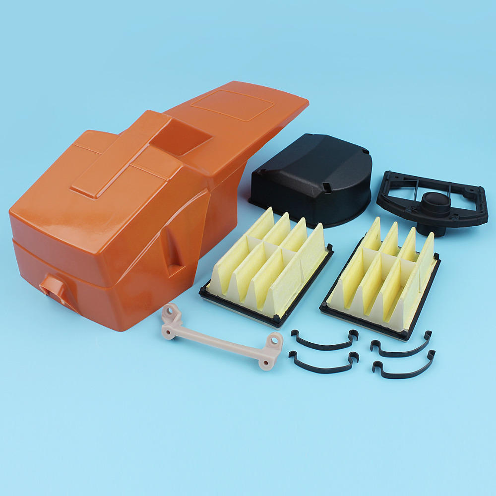 Tools : Top Engine Cylinder Cover Air Filter Clip Bracket For Husqvarna 268 272 272 XP Chainsaw  503406001