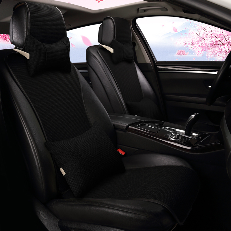 Car Travel Car Seat Cover Flax Seat Cushion For Renault