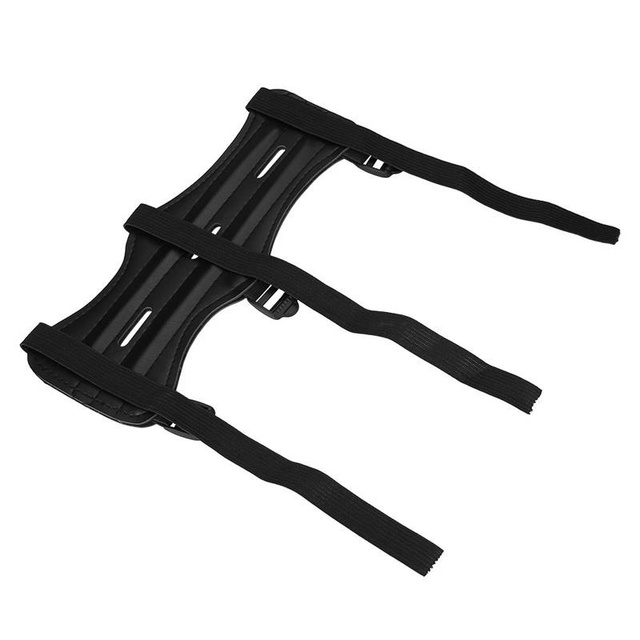 Archery Arm Guard Protection Forearm Safe Adjustable Bow Arrow Hunting Shooting Training Accessories 4