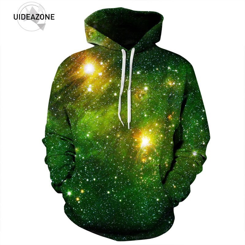 Brand Space Galaxy 3d Sweatshirts Men/Women Hoodies With ...