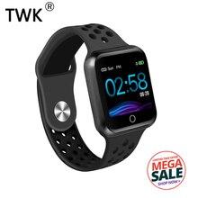 TWK Smart Watch Men Women Sport Watches Fitness Tracker Heart Rate Monitor relogio masculino Pk apple watch 4 erkek kol saati