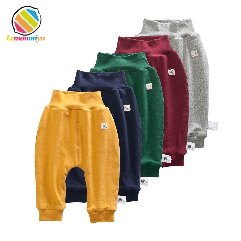 Lemonmiyu Baby Leggings Infant Pants Toddler Trouser Autumn Cotton Casual Warm Thicken