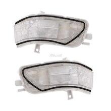 Sinistra Destra Specchietto retrovisore LED Accendere LA Luce di Segnale Per Honda CRV 2007-2011 Crosstour 2011-2016 Luci Auto ambra Lampada Auto