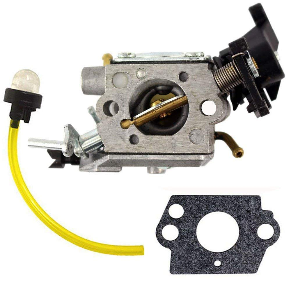 Husqvarna 450 Ii Us 15 98 Zama Carburetor C1m El37b With Primer Bulb And Gasket For Husqvarna 445e 450e 450 Ii Chainsaw Cca15 506450401 Motorcycle Parts In