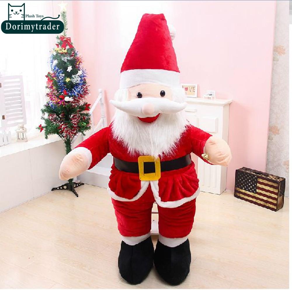 Santa Claus Toys : Dorimytrader new  cm giant stuffed soft plush