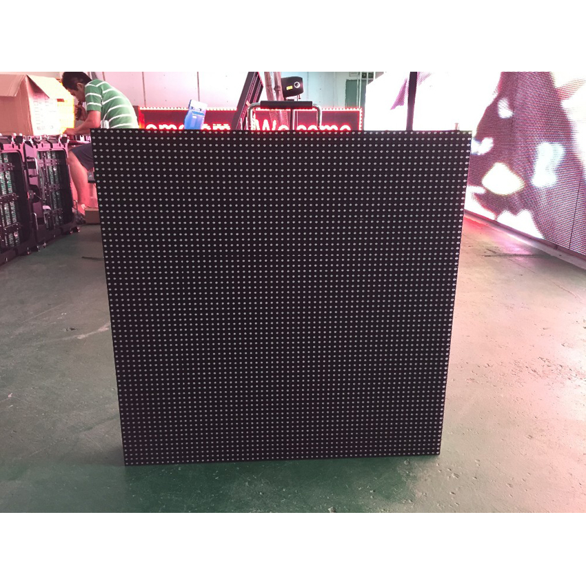 640X640mm P5 SMD2121 Indoor Die casting Aluminium Cabinet RGB led Panel Full Color LED Display Screen For Rental