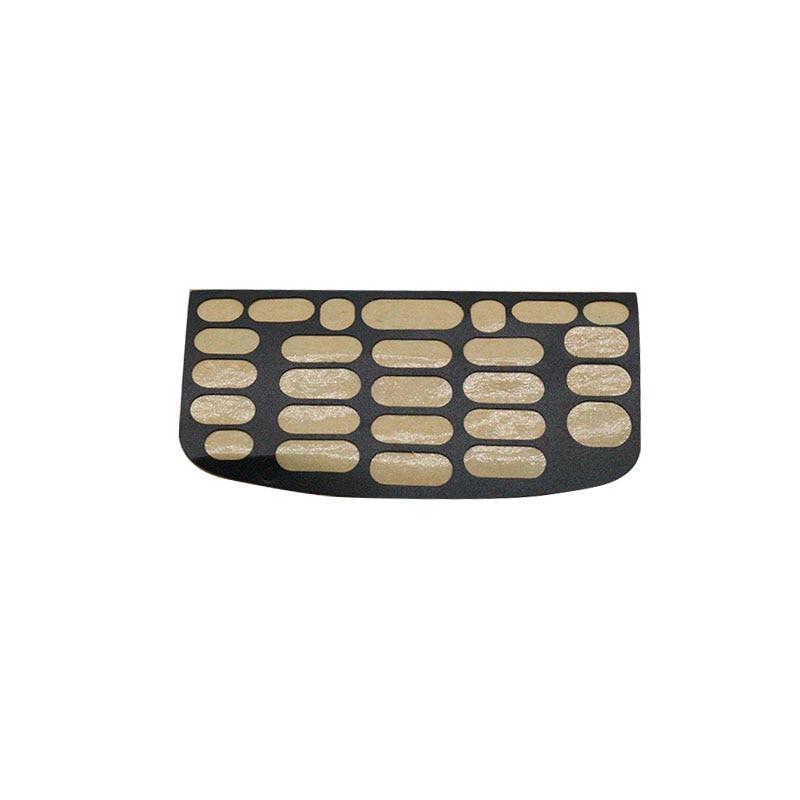 Frank Seebz Tastatur Overlay 26 Tasten Für Symbol Mc70 Kunststoff Abdeckung Ersatz Ein Kunststoffkoffer Ist FüR Die Sichere Lagerung Kompartimentiert