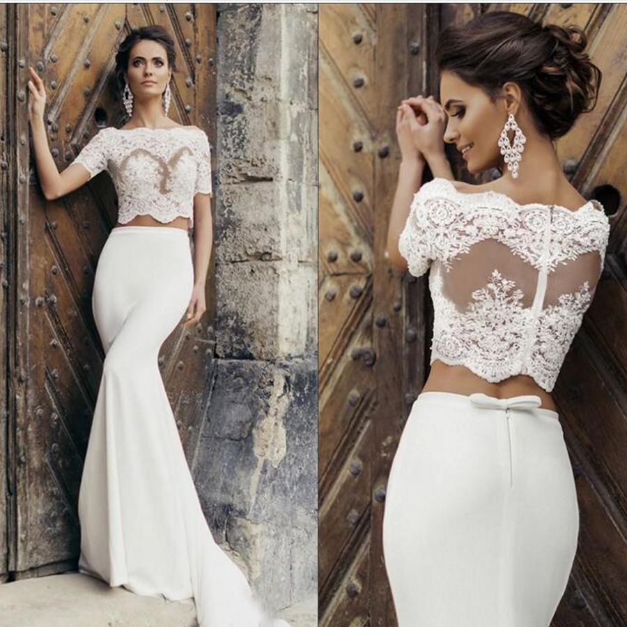 morilee wedding dress 2 piece Morilee