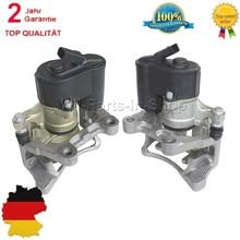 Buy 2x BREMSSATTEL BREMSZANGE For Audi Q3/Seat Alhambra/VW CC Passat Sharan Tiguan Rear Left & Right Brake Caliper Motor Assembly