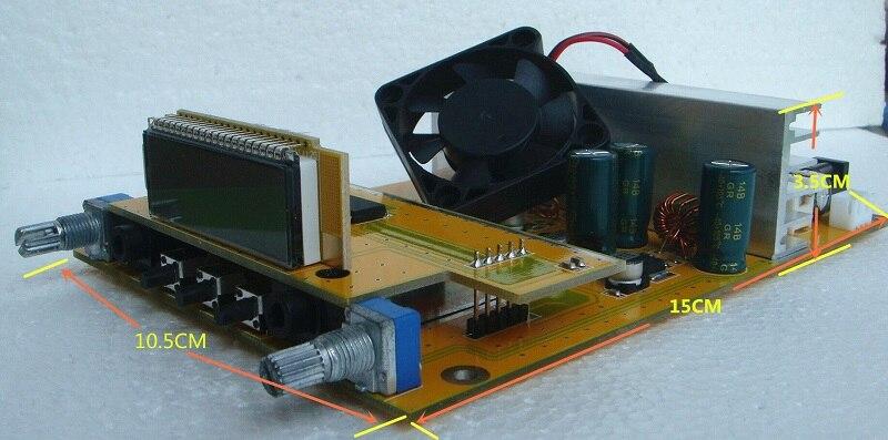 15W FM broadcast transmitte PCB Board 76MHz 108MHz