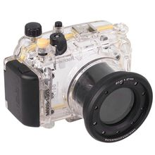 For sony RX100 Meikon 40m 130ft Waterproof Underwater Housing Case Cover Bag For Sony DSC-RX100