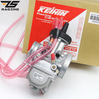 ZS Racing Motorcycle Universal PWK 33 34 35 36 38 40 42mm PWK AIR ATTAQUANT Pour