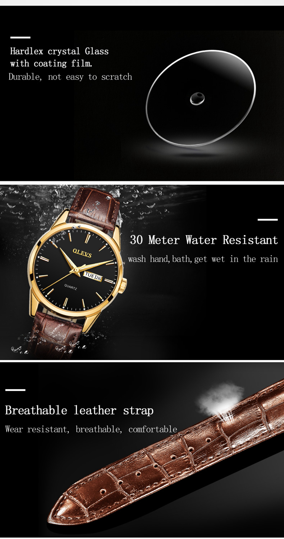 Waterproof Watch 7
