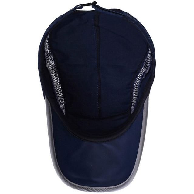 Brand 2018 Summer Men Baseball Cap Men's Mesh Baseball Hat Quick Dry Men Fishing Caps Golf Hats Bone Snapback Cap Polo Drake Hat 2