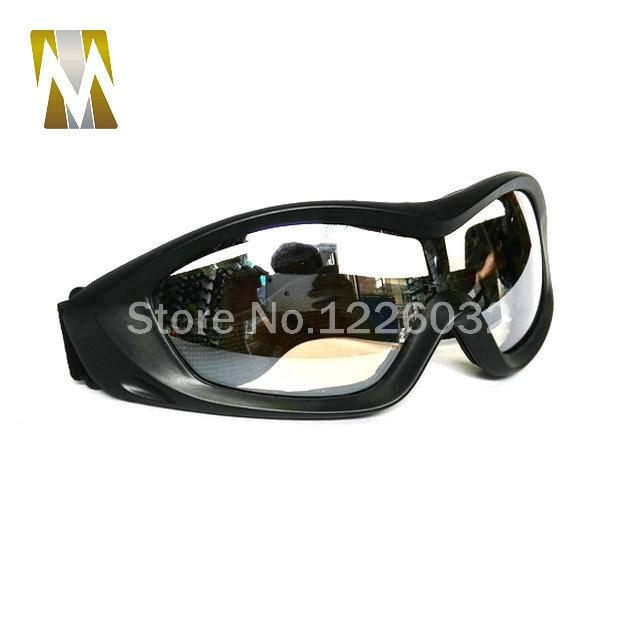 944f929e505b3 Equitação óculos goggles Adulto Motocross googles Da Bicicleta Da bicicleta  da motocicleta óculos de proteção óculos de corrida Óculos de Lente  colorida em ...