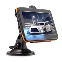 4.3 Inch GPS Windows Bluetooth,4G,128M,AV in Map Free Updated Free Map