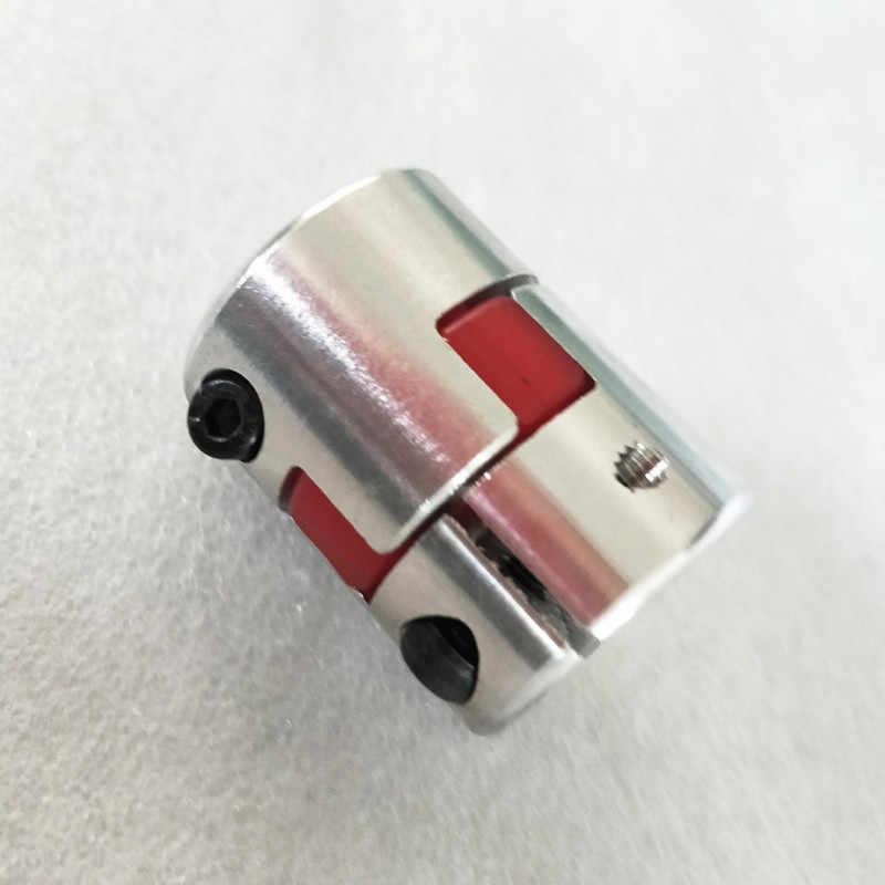 1Pcs 8*10 5/6/6 35/ 8/10/12/12 7/14/15/16/มม.D30mm L40mm มอเตอร์ยืดหยุ่น Plum Coupling SHAFT Coupler