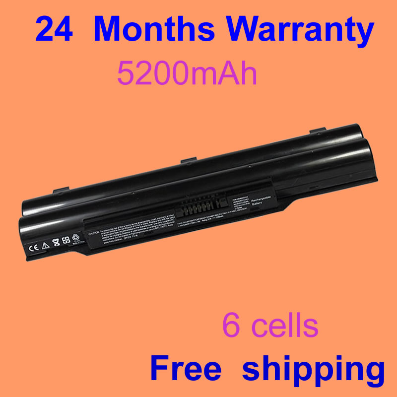 цена JIGU laptop battery CP567717-01 FMVNBP213 FPCBP331 FPCBP347AP For Fujitsu LifeBook A532 AH532 AH532/GFX