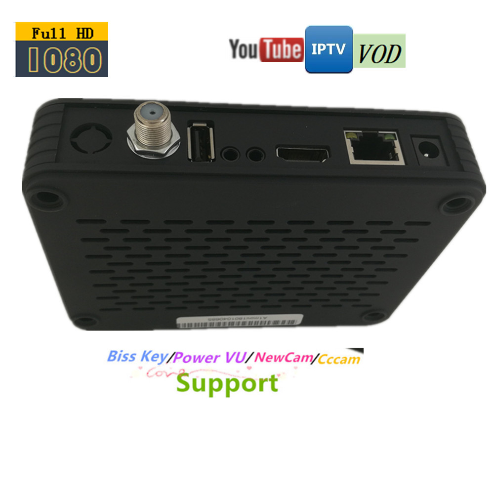 Free Shipping 2018 Agenius New Digital DVB-S2 With USB WIFI IKS Free Support VOD IPTV Youtube For Brazil,chile South America cafe tacvba chile
