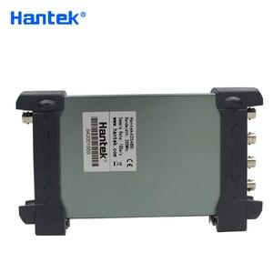 Image 5 - جهاز هانتك 6254BD 4 قنوات 250Mhz عرض النطاق الترددي Osiclloscope الرقمي USB الكمبيوتر المحمولة Osciloscopio مع مولد إشارة 25Mhz