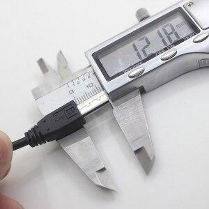 Image 2 - 12mm bardzo długi kabel Micro USB rozszerzone złącze 1m kabel do Homtom ZOJI Z8 Z7 Nomu S10 Pro S20 S30 mini Guophone V19