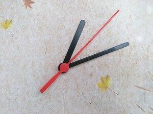 Image 2 - 22MM פיר 10PCS מומנט סוללה קוורץ תנועת שעון DIY שעון מנגנון שעון Accessaries עם שעון ידיים