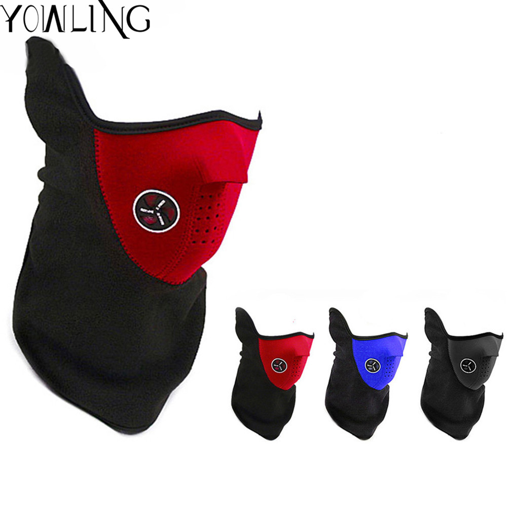 2017 New Products Outdoor Sport Cycling Sport Bike Motorcycle Mask Skiing Snowboard Neck Skull Masks Winter Ski Warm Face Mask