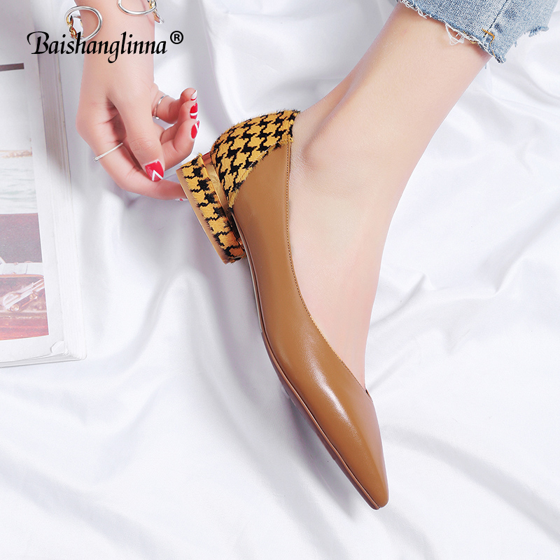 New Handmade women shoes 2018 summer Loafers lady Shoes Casual Work Driving Shoes Women Flats Genuine Leather Slip-on Flats leather shoes handmade shoes spring and summer new style soft genuine leather flats shoes shoes for pregnant women flats