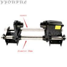 Мощный эко сольвентный принтер бумажный комплект управления Roland/Mimaki/Mutoh ролик плоттера принять систему один мотор