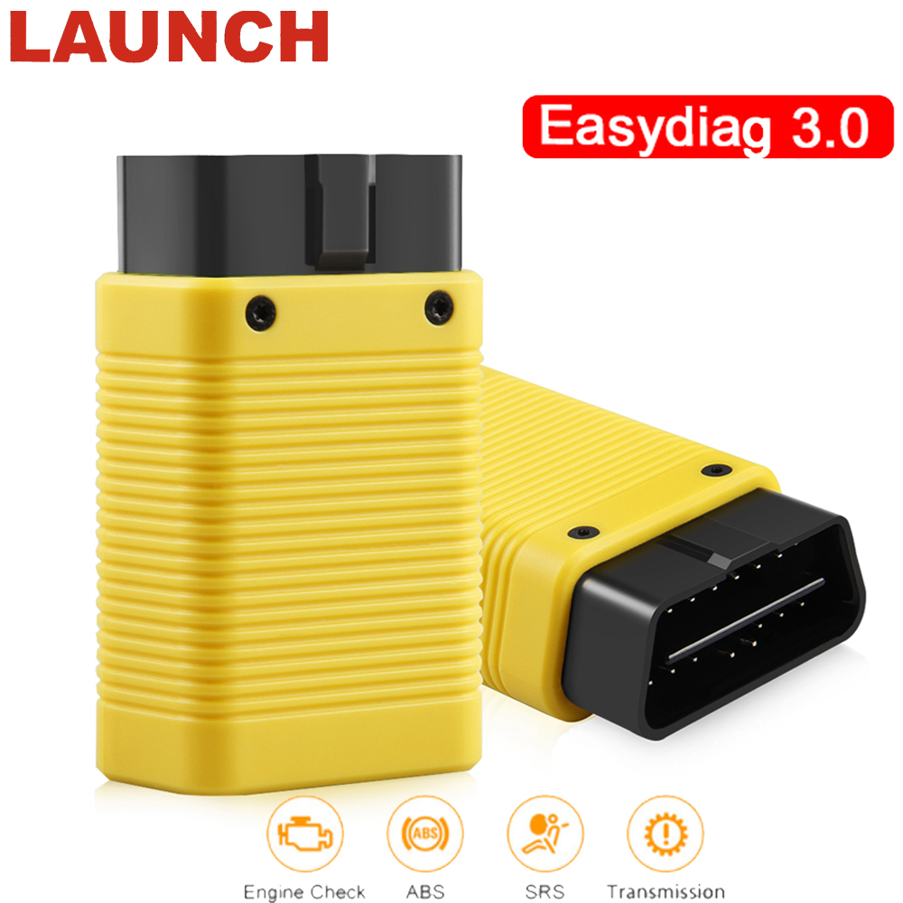 LAUNCH X431 EasyDiag 3.0 obd2 Diagnostic Tool Easydiag 3.0 plus for Android system OBDII Bluetooth better than easydiag 2.0 PLUS free shipping launch m diag lite for android ios with built in bluetooth obdii mdiag m diag lite better than x431 idiag easydiag