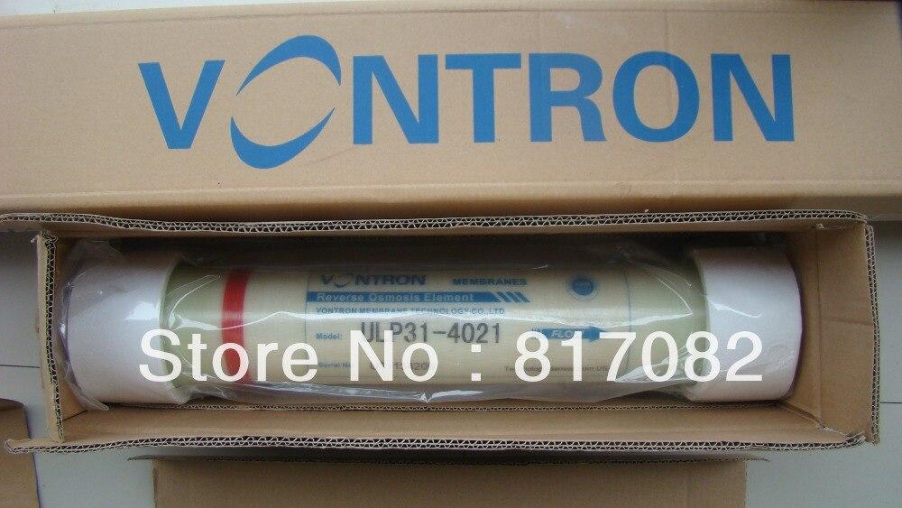 Na sprzedaż VONTRON membrana odwróconej osmozy Ultra niskiego ciśnienia membrany RO ULP31 4021 w Filtry do wody od AGD na  Grupa 1