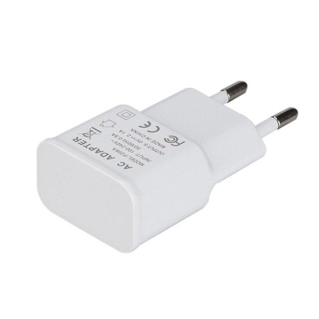 Adaptateur de chargeur mural de voyage Micro USB pour Nokia Asha 500 503 double 301 515 X Plus XL 225 X2 130 3310 8110 4G 1M câble Micro USB