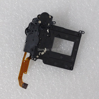 Aperture And Shutter Assembly With Motor Shutter Blade Curtain For Canon EOS 550D 600D Rebel T2i